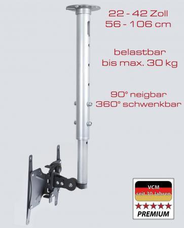 """VCM Deckenhalterung """"TDH 3"""" (Hifi- und TV-Moebel)"""