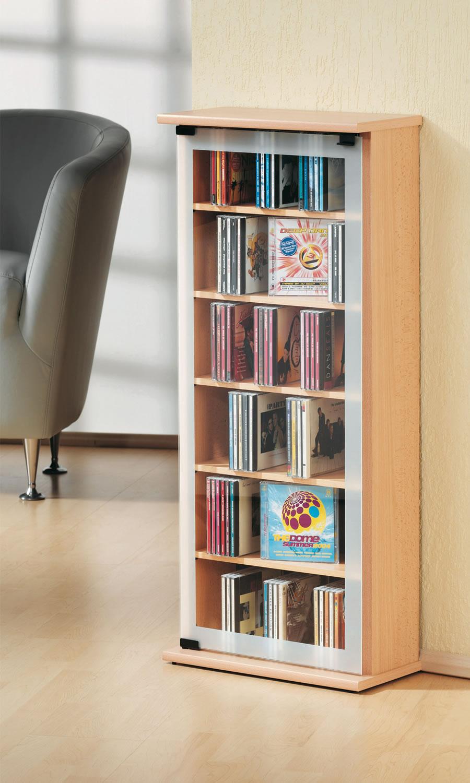 arcomm cd dvd fachmarkt cd und dvd moebel cd turm vcm classic f r 150 cds oder 65 dvds. Black Bedroom Furniture Sets. Home Design Ideas