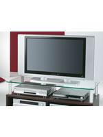Details zu VCM Lowboard- und Wohnwand-Glasaufsatz Felino-Mini
